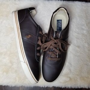 Polo Ralph Lauren Leather Hanford Sneaker